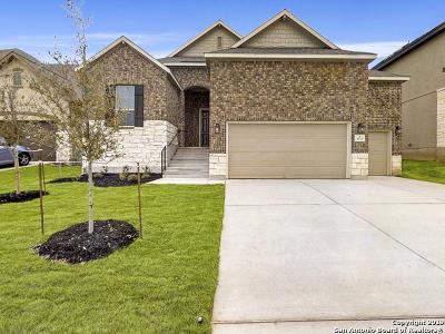 San Antonio Single Family Home New: 1511 Nicholas Cove
