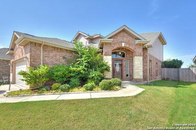 San Antonio Single Family Home New: 3935 Grissom Grove