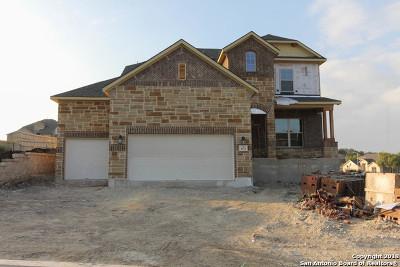 San Antonio Single Family Home New: 1521 Sanibel