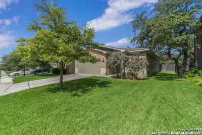 San Antonio Single Family Home New: 20947 Coral Spur