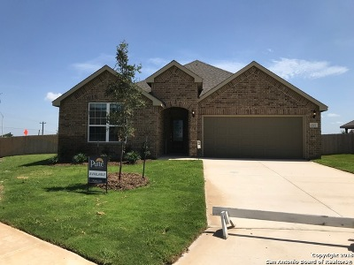 New Braunfels Single Family Home New: 2707 Ridge Heights