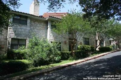 San Antonio Condo/Townhouse Back on Market: 7738 Chambers Rd #104