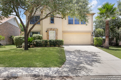 San Antonio Single Family Home For Sale: 18623 Paloma Pass