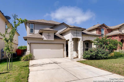 San Antonio Single Family Home New: 10222 Rhyder Ridge