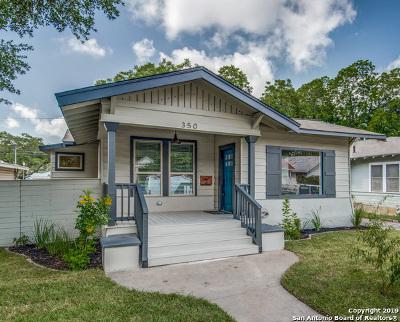 Tobin Hill Single Family Home For Sale: 350 E Craig Pl