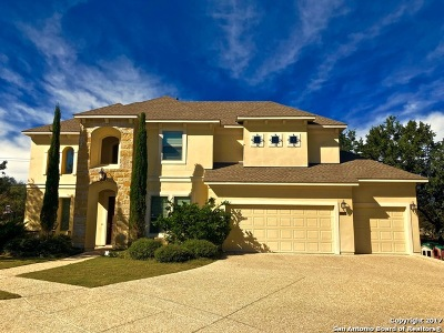 San Antonio Single Family Home New: 23703 Baker Hill