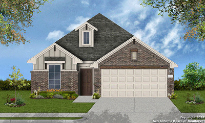 Helotes Single Family Home New: 11718 Bricewood Ridge