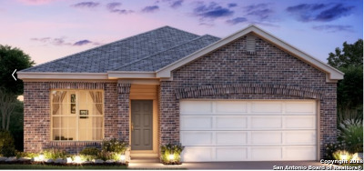 Helotes Single Family Home New: 9826 Bricewood Oak