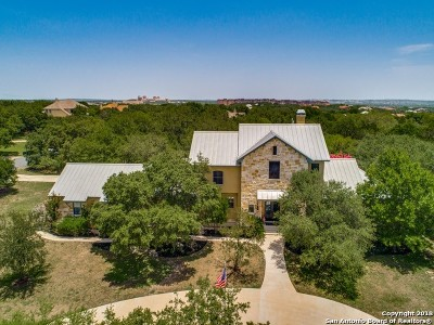 San Antonio Single Family Home New: 22944 Fossil Ridge
