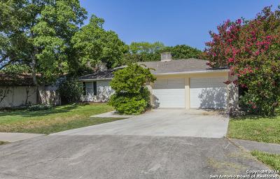 San Antonio Single Family Home New: 5647 Fountainwood St