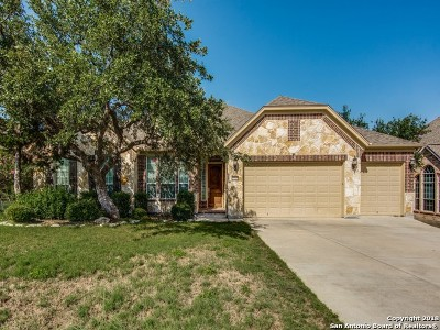 Helotes Single Family Home For Sale: 13146 Spring Run