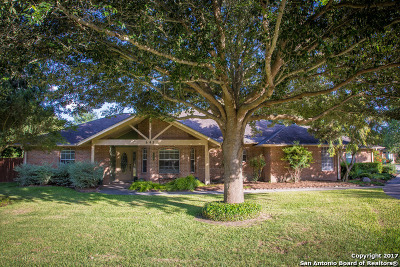 Guadalupe County Single Family Home New: 645 Mourning Dove Dr