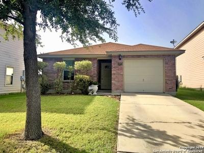 San Antonio Single Family Home New: 11011 Bluff Canyon