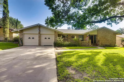 Universal City Single Family Home New: 111 Barcelona Dr