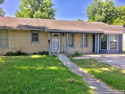 San Antonio Single Family Home New: 266 Kate Schenck Ave
