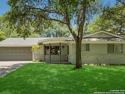 Universal City Single Family Home New: 233 Doris Dr