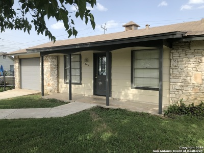San Antonio Single Family Home New: 1802 Wilsons Creek St