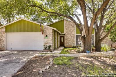 San Antonio Single Family Home New: 13602 Earlywood Dr