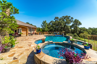 Comal County Single Family Home New: 7714 Canham Ranch