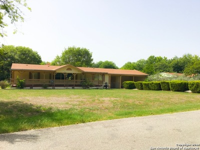 Guadalupe County Single Family Home New: 2148 Terminal Loop Rd