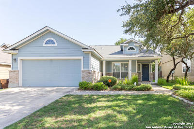 San Antonio Single Family Home New: 10711 Buck Park