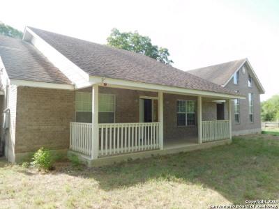Single Family Home New: 12195 Barker Rd