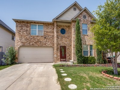 San Antonio Single Family Home New: 11715 Ripplewood