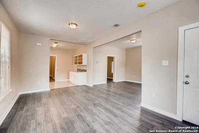 San Antonio Single Family Home New: 230 Micklejohn St