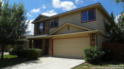 San Antonio Single Family Home New: 10007 Shetland Wind