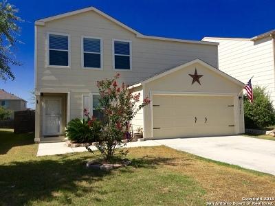 San Antonio Single Family Home New: 10943 Rustic Spoke