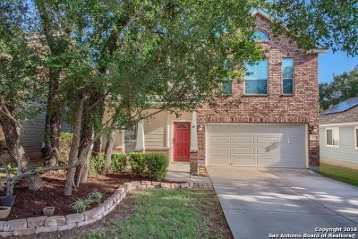 San Antonio Single Family Home New: 10730 Impala Springs