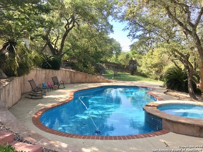 San Antonio Single Family Home Back on Market: 1418 Fawn Haven