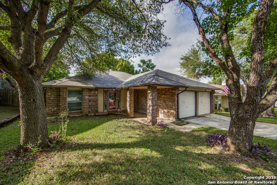 Live Oak Single Family Home New: 7806 Forest Briar