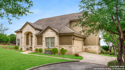 Kendall County Single Family Home New: 54 Cibolo View
