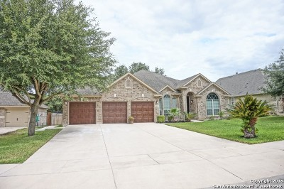 Cibolo Single Family Home New: 109 Watson Way