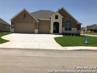 San Antonio Single Family Home New: 6523 Tallow Way