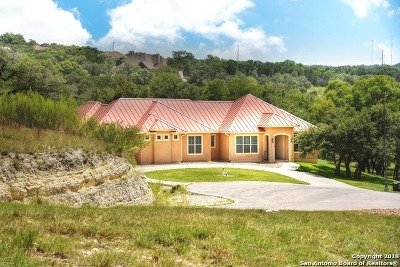 Comal County Single Family Home New: 2221 Sierra Madre