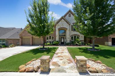 San Antonio Single Family Home New: 8922 Cimarron Route