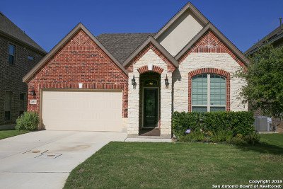 Boerne Single Family Home New: 26831 Tulip Meadows