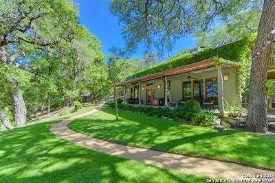 San Antonio Farm & Ranch For Sale: 23844 Cibolo Vista