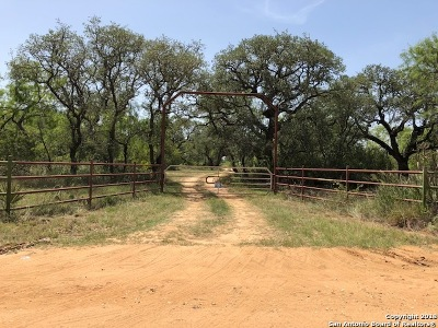 Atascosa County Residential Lots & Land New: 755 Kyote Rd.
