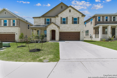 Cibolo Single Family Home New: 409 Landmark Gate