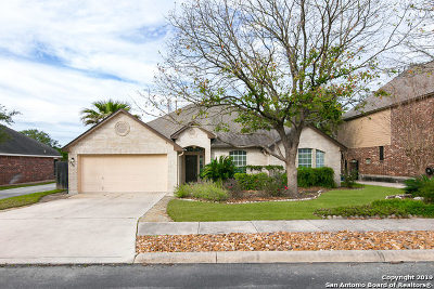 San Antonio Single Family Home Back on Market: 1215 Belclaire