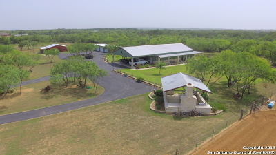 Guadalupe County Single Family Home New: 3580 Fm 539