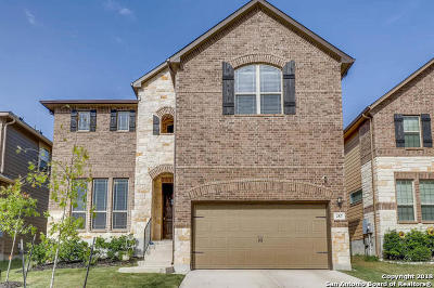 Cibolo Single Family Home New: 257 Prairie Vista