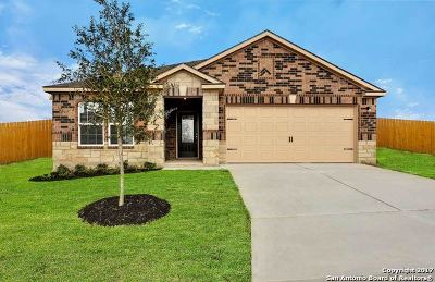 San Antonio Single Family Home New: 12703 Clearwater Cove
