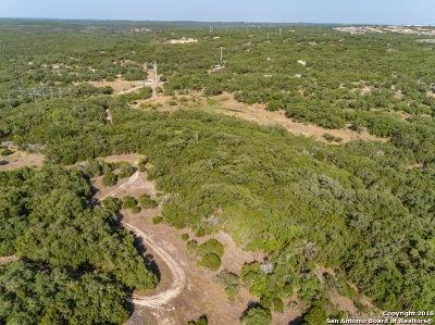 San Antonio Farm & Ranch For Sale: 23485 Cibolo Vista