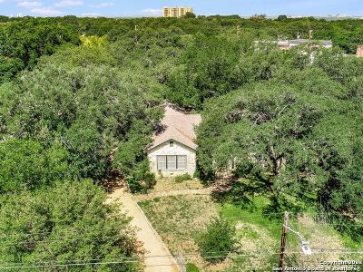San Antonio Single Family Home Back on Market: 7907 New Braunfels Ave