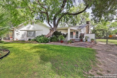 Leon Valley Single Family Home For Sale: 6313 Sawyer Rd
