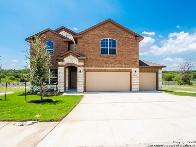 San Antonio Single Family Home New: 14470 Costa Leon